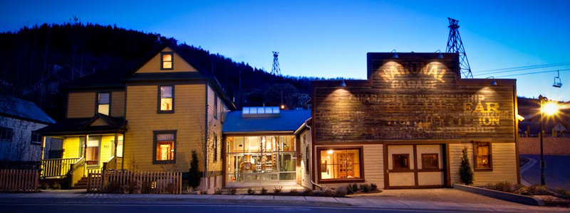 Park City Restaurants - High West Distillery