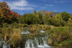 Cascade Springs - Alpine Scenic Loop